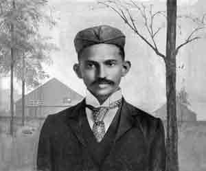 Mahatma Ghandi 2